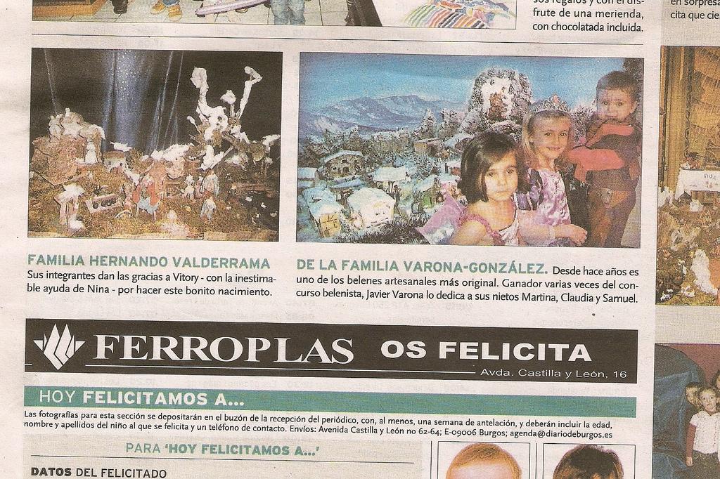 2011 en Diario de Burgos